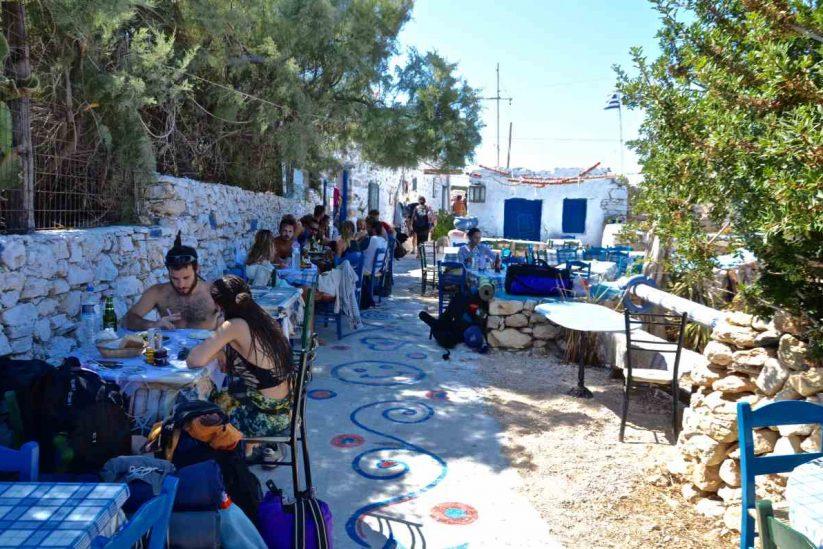 Ταβέρνα Βενετσάνος - Κάτω Κουφονήσι - Greek Gastronomy Guide