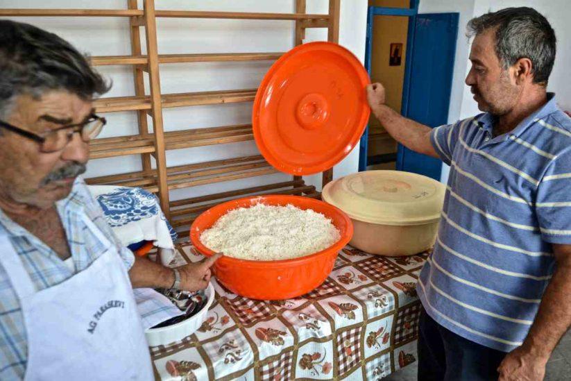 Βαγγέλης Μενδρινός - Αρχιμάγειρας, Αμοργός - Greek Gastronomy Guide