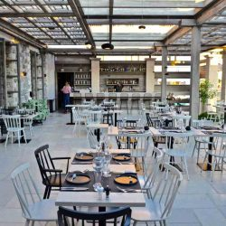 Barozzi Restaurant & Cocktail Bar - Νάξος - Greek Gastronomy Guide