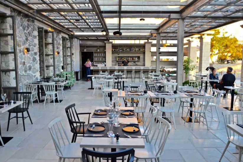 Barozzi Restaurant & Cocktail Bar - Νάξος - Greek Gastronomy Guide