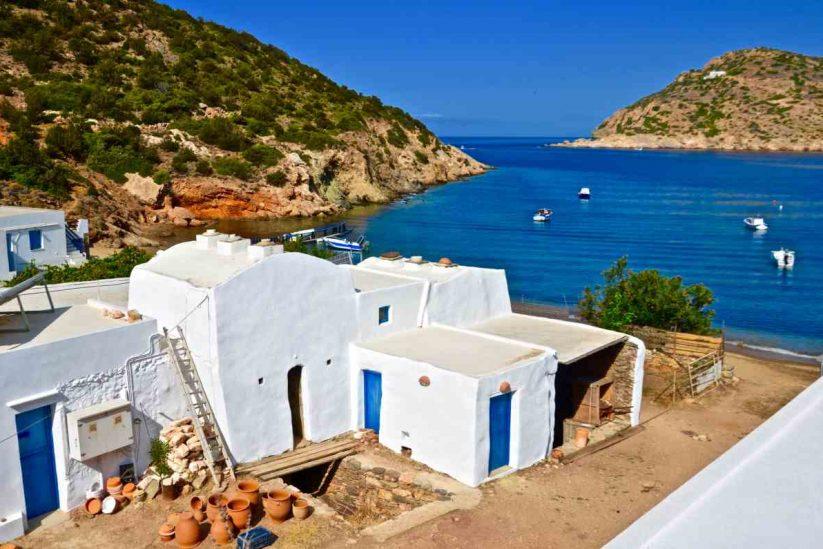 Κεραμικά Ατσόνιος - Βαθύ, Σϊφνος - Greek Gastronomy Guide