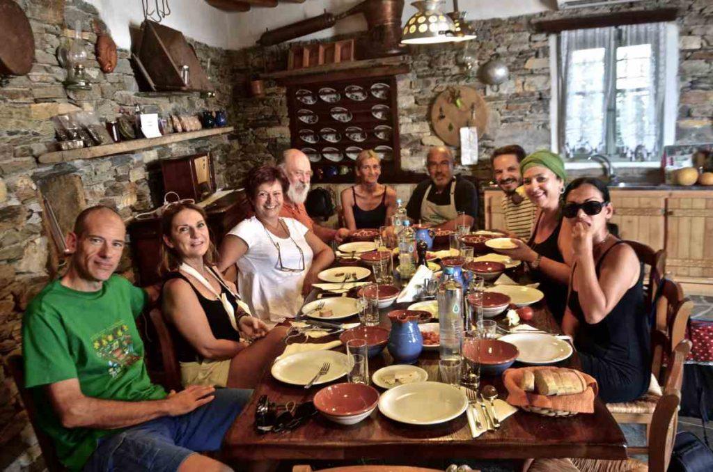 Κτήμα Ναρλή - Σίφνος - Γιώργος Ναρλής - Greek Gastronomy Guide