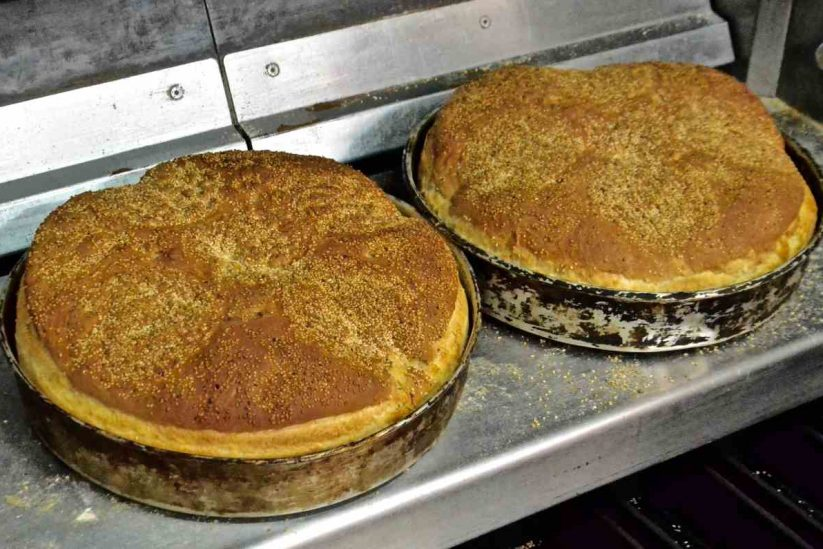 Ο Φούρνος του Στρατή - Λεύκες, Πάρος - Greek Gastronomy Guide