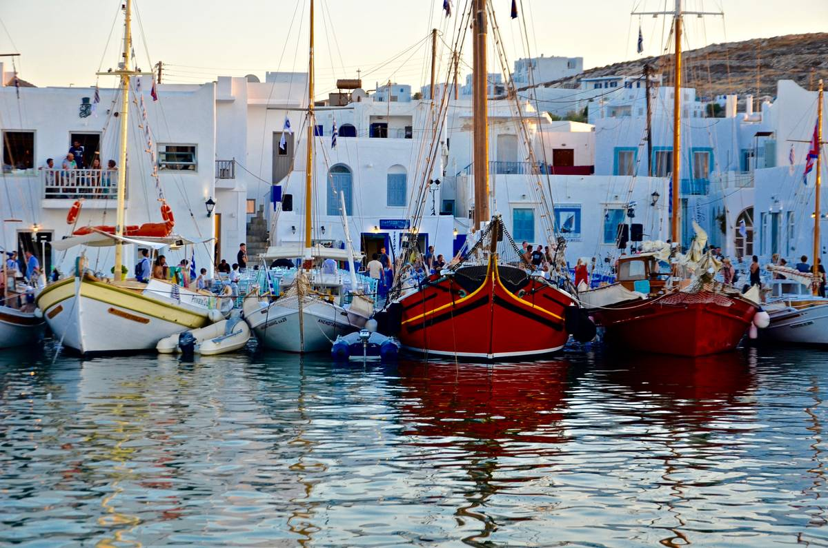 H Νάουσα σαν άλλοτε - Τα Καπετανέικα - Greek Gastronomy Guide