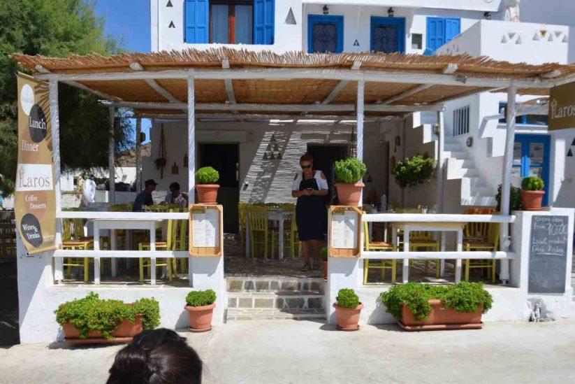 Ταβέρνα Φλάρος - Σίφνος - Greek Gastronomy Guide