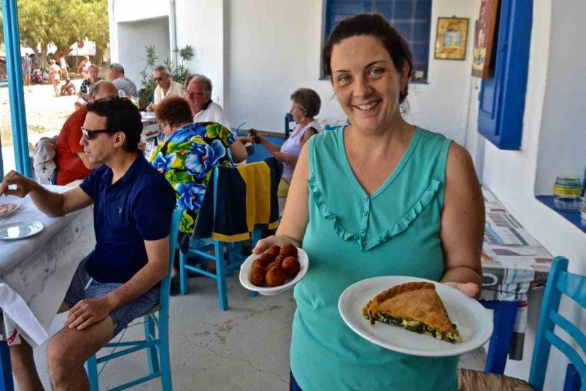 Ταβέρνα Χερρόνησος - Σίφνος - Greek Gastronomy Guide