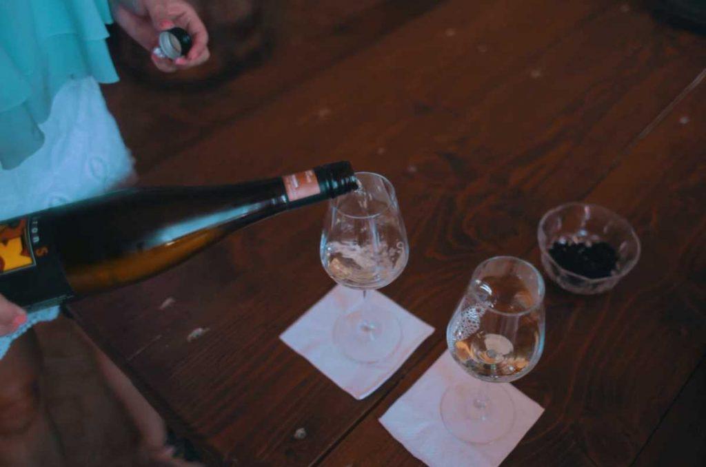 """Αιγιάλεια: Οι δρόμοι του κρασιού - """"Αχαιών Οινοποιητική"""" (βίντεο) - Σωσάννα Κατσικώστα - Greek Gastronomy Guide"""