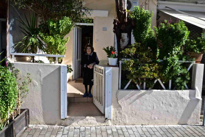 Κατοικία της Άννας Σαρρή Καραμπεσίνη - Κως - Greek Gastronomy Guide