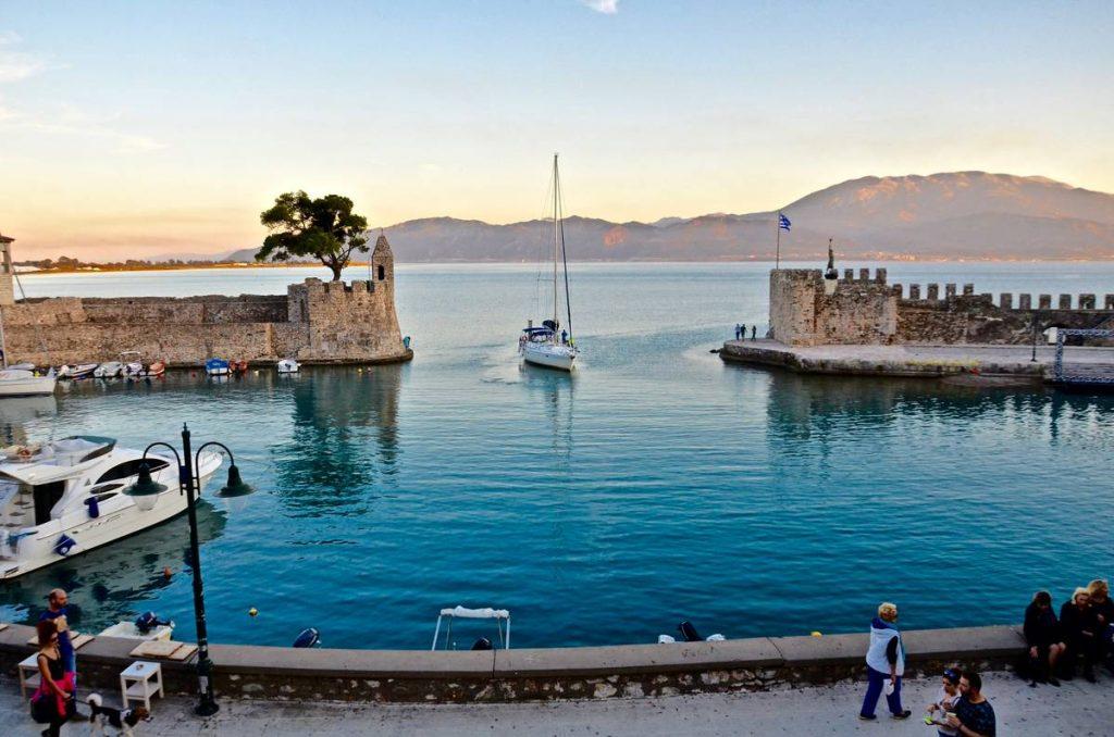 Nαύπακτος - η ανατολή ενός νέου τουριστικού προορισμού - Greek Gastronomy Guide