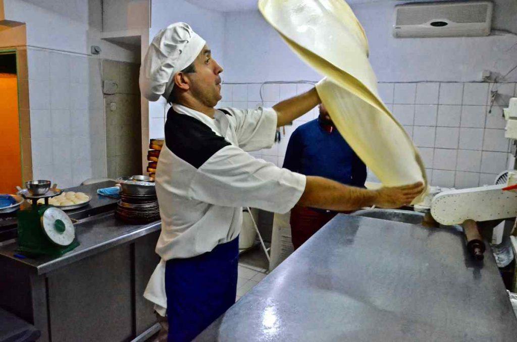 Μπουγατσατζίδικο Μπαντής - Θεσσαλονίκη - Greek Gastronomy Guide
