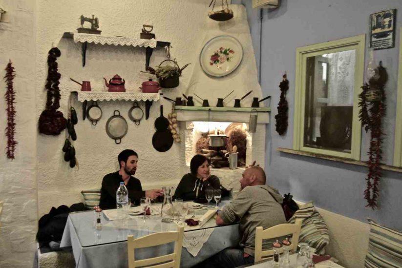 Εστιατόριο Αιγαιοπελαγίτικο - Κάλυμνος - Greek Gastronomy Guide