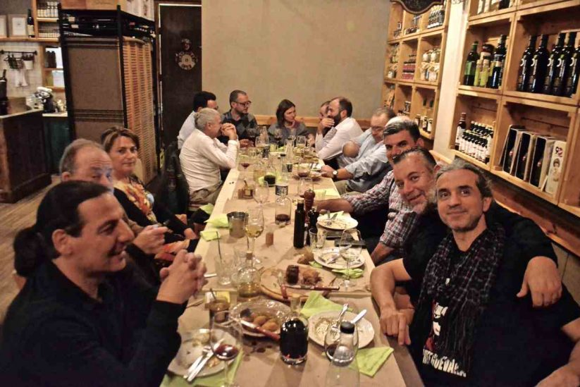 Εστιατόριο Κάρδαμο - Καλαμάτα - Greek Gastronomy Guide