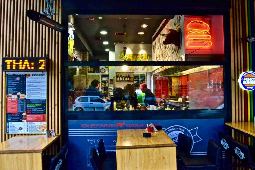 Funky Burger - Θεσσαλονίκη - Greek Gastronomy Guide