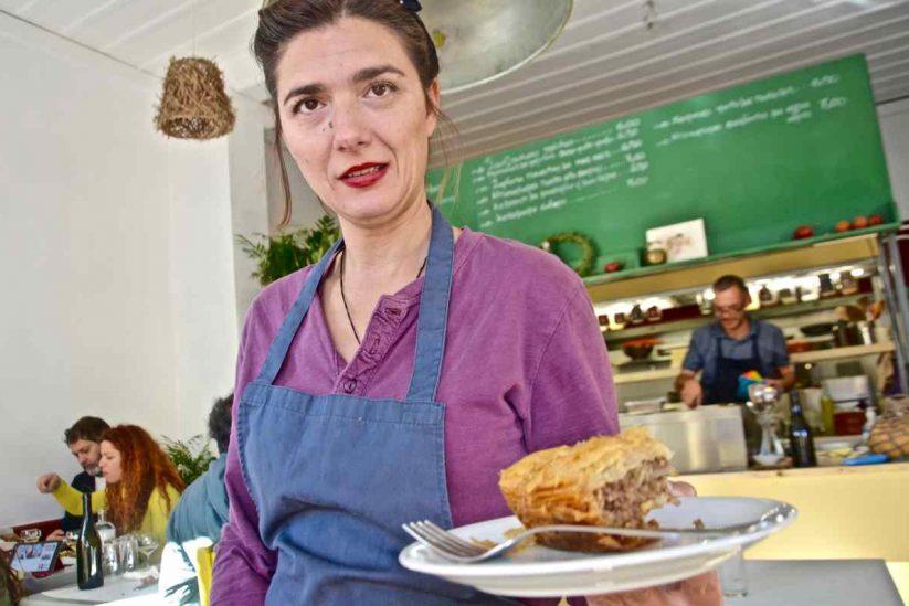 Μαγειρείο Βερσαλλίες - Καλαμάτα - Greek Gastronomy Guide