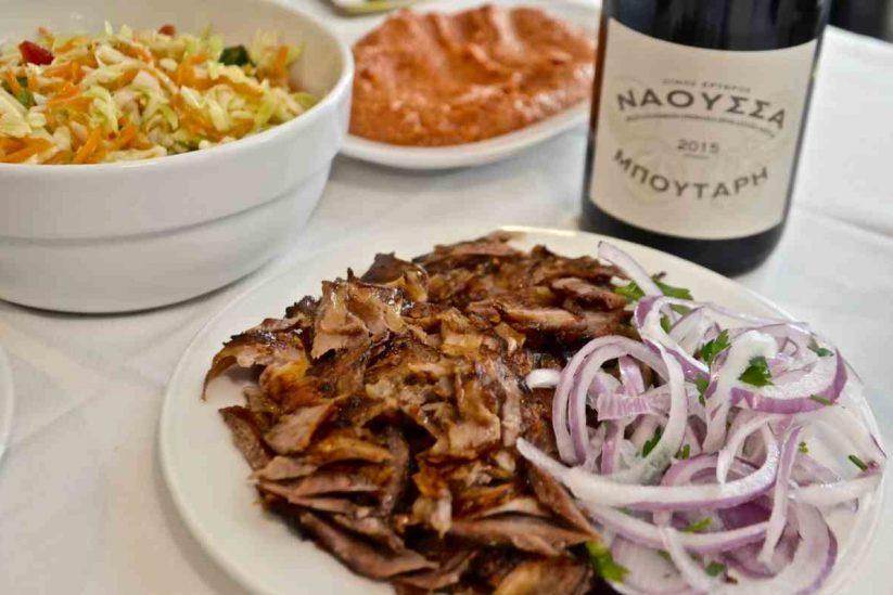 Ψησταριά Διαγώνιος - Θεσσαλονίκη - Greek Gastronomy Guide
