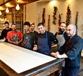 Εστιατόριο Σέμπρικο - Θεσσαλονίκη - Greek Gastronomy Guide