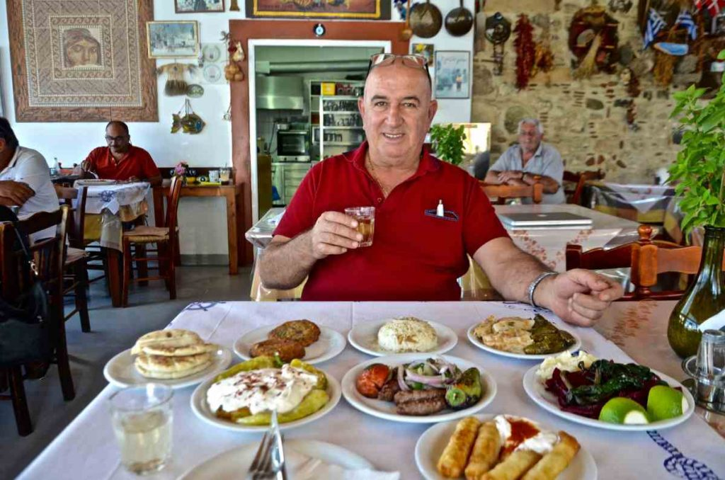 Ταβέρνα του Αράπ - Ανατολίτικη Κουζίνα - Κως - Greek Gastronomy Guide