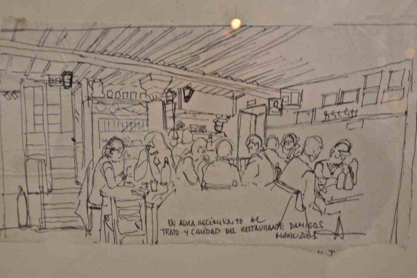 Τα Μπακαλιαράκια του Δαμίγου στην Πλάκα - Greek Gastronomy Guide