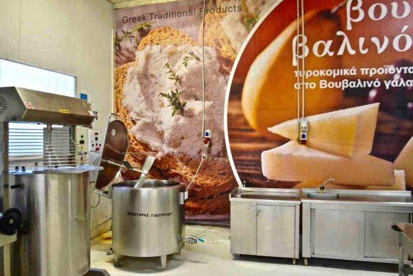 Φάρμα Μπέκα, Θεσσαλονίκη - Βουβαλινό γάλα - Greek Gastronomy Guide