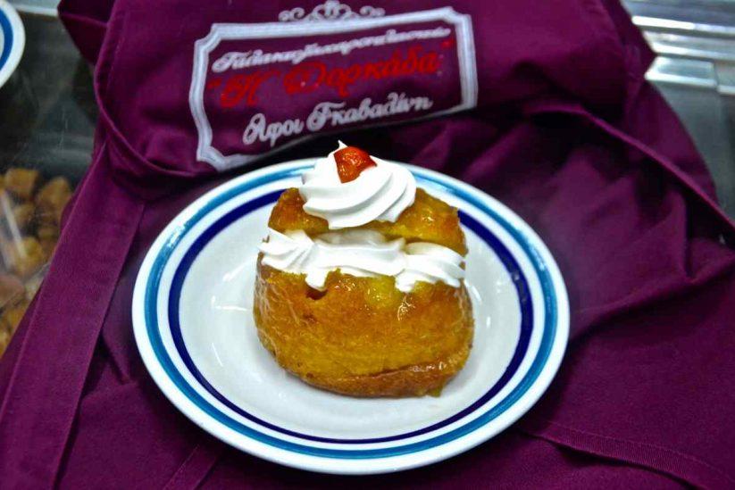 """Γαλακτοζαχαροπλαστείο """"Η Δορκάδα"""" - Θεσσαλονίκη - Greek Gastronomy Guide"""