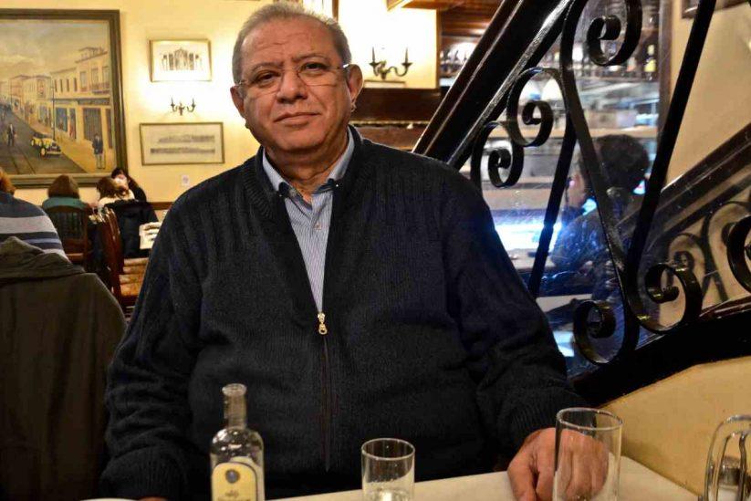 Παραδοσιακό μεζεδοπωλείο Αθηναϊκόν, Αθήνα - Greek Gastronomy Guide