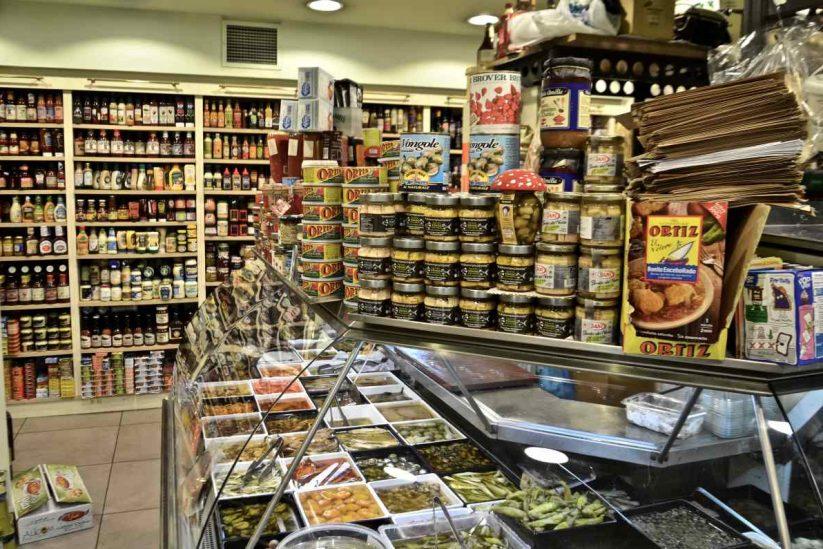 Παντοπωλείο της Θεσσαλονίκης - Greek Gastronomy Guide