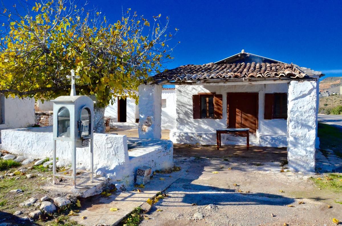 Στην Ελευσίνα μια φορά - Το χάνι του Καμπόλη - Greek Gastronomy Guide