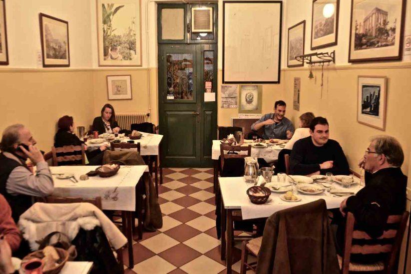 Ταβέρνα του Οικονόμου - Άνω Πετράλωνα - Greek Gastronomy Guide