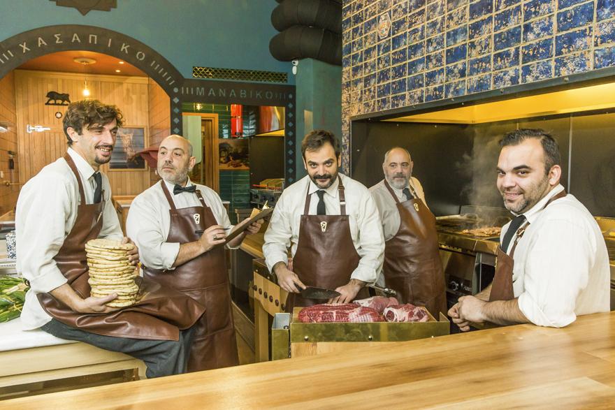 Τα εγκαίνια του Hoocut κι ένας αναστοχασμός πάνω στο σουβλάκι - Greek Gastronomy Guide