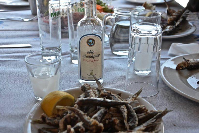 Θεοφάνεια στο λιμανάκι του Κερατσινίου - Greek Gastronomy Guide