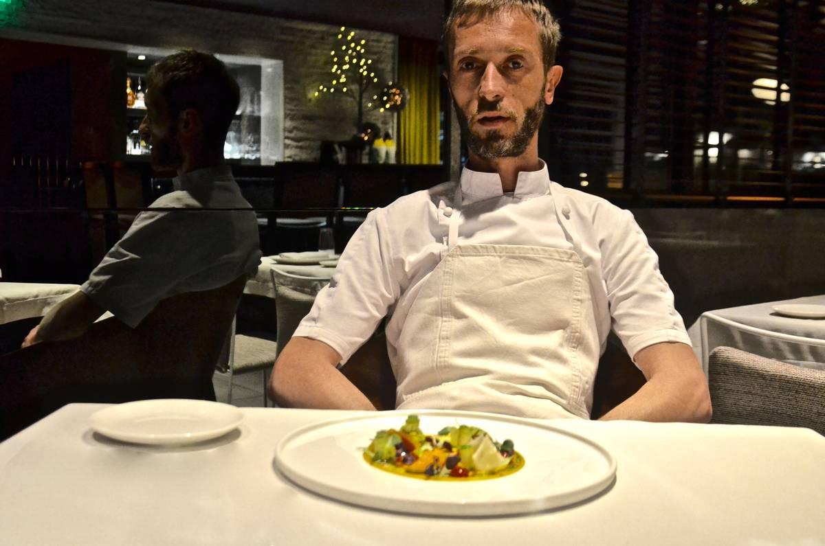 Θοδωρής Παπανικολάου - Ο σεφ που ζωγραφίζει - Greek Gastronomy Guide