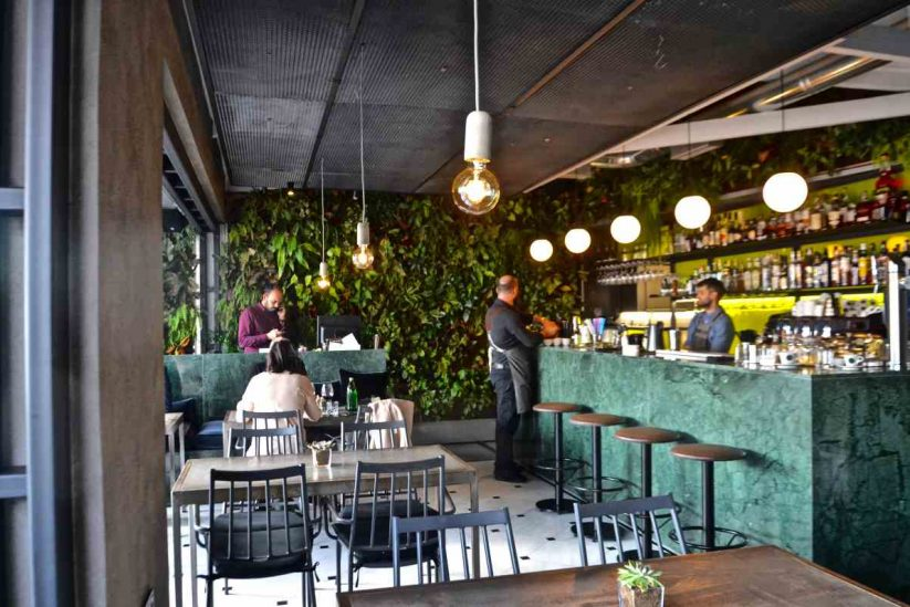 The Zillers Athens Boutique Hotel Roof Garden Greek Gastronomy Guide