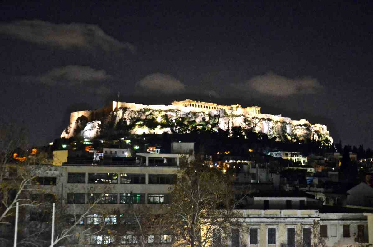 7c2738421c Τhe Zillers Athens Boutique Hotel Roof Garden - Greek Gastronomy Guide