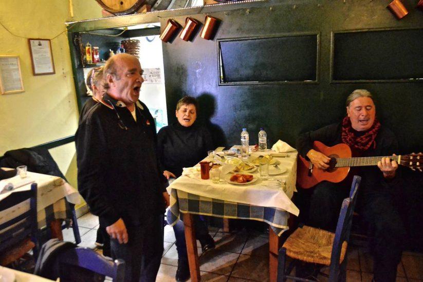 Oινοταβερνείον Λεωνίδας - Πειραιάς - Greek Gastronomy Guide