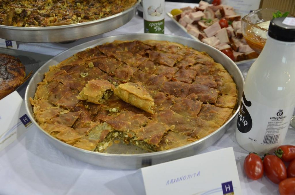 To Eλληνικό Πρωινό της Πρέβεζας στην HORECA 2018 - Greek Gastronomy Guide