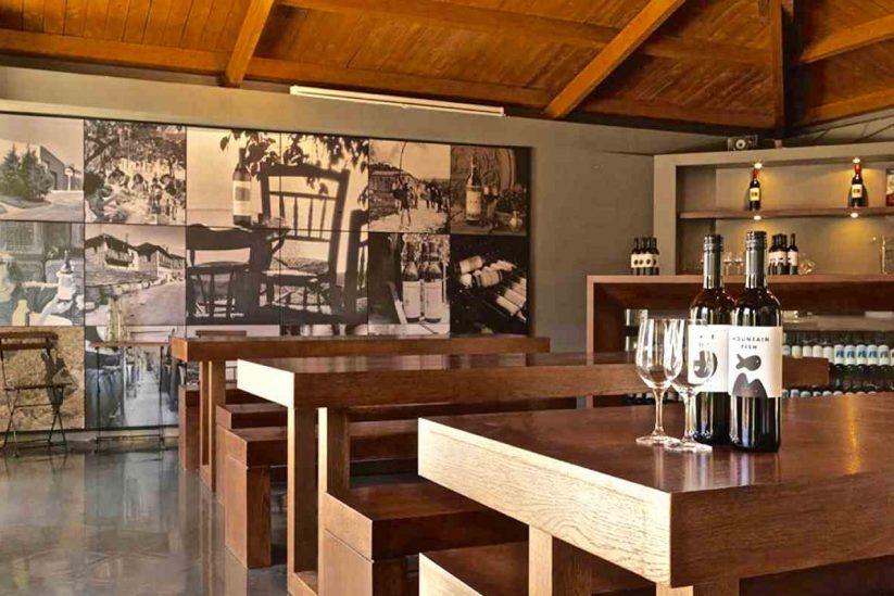 Οινοποιείο Στροφιλιά - Ανάβυσσος, Αττική - Greek Gastronomy Guide