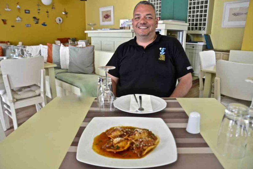 """Εστιατόριο """"Ήταν ένα μικρό καράβι"""" - Τήνος - Greek Gastronomy Guide"""