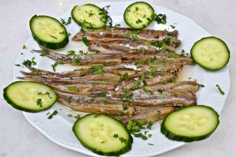 Σαρδέλα Καλλονής - Λέσβος - Greek Gastronomy Guide