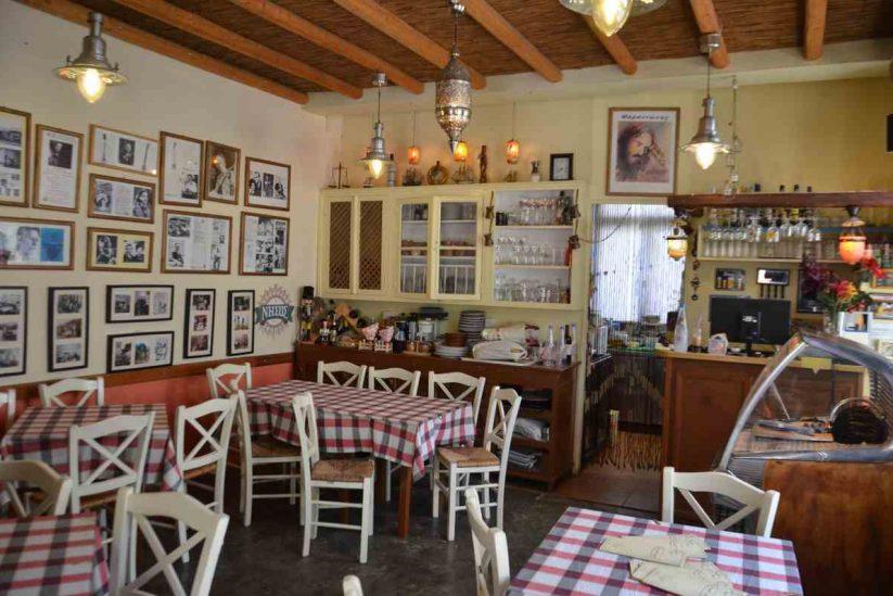 """Ταβέρνα """"Στα φυσ' αέρα"""" - Αετοφωλιά, Τήνος - Greek Gastronomy Guide"""