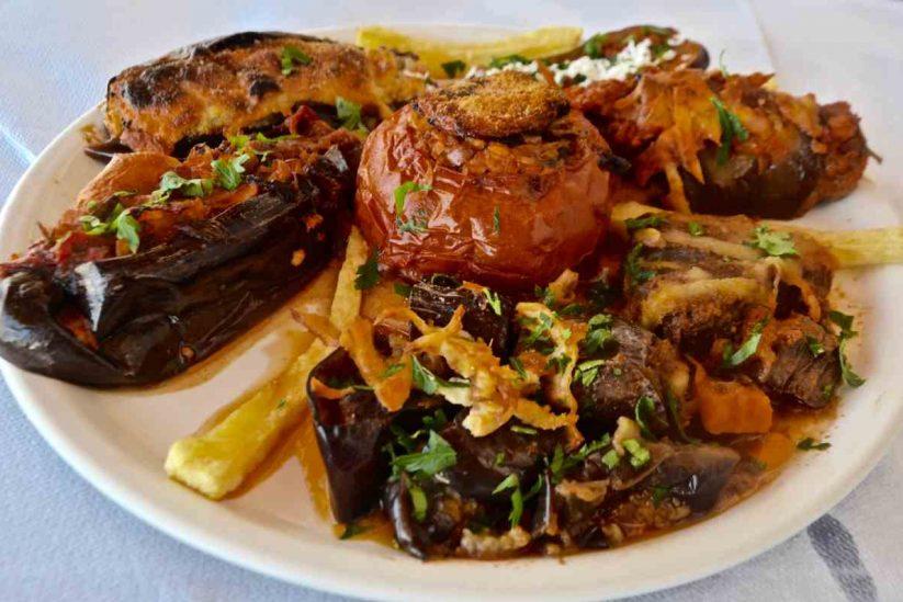 Τσακώνικη Μελιτζάνα - Λεωνίδιο Κυνουρίας - Greek Gastronomy Guide