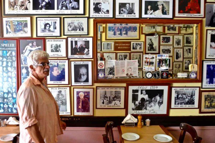 Καφενές του Καγιαμπή - Ηράκλειο Κρήτης - Greek Gastronomy Guide