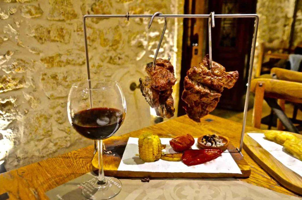 Πεσκέσι - Κρητική κουζίνα - Ηράκλειο Κρήτης - Greek Gastronomy Guide