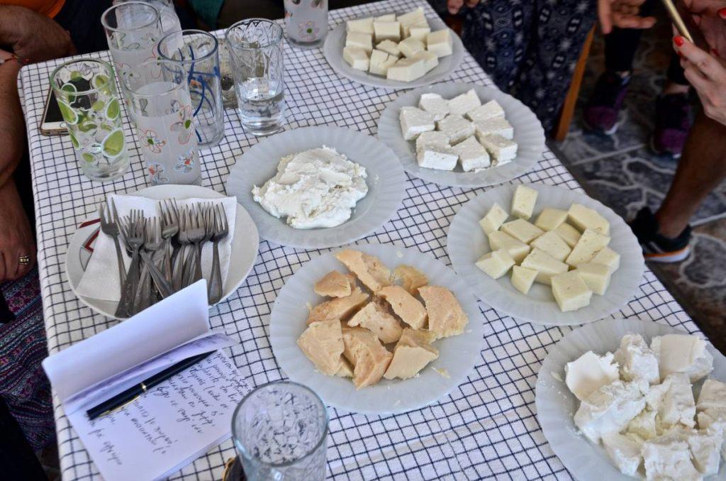 Τυριά Μήλου - Greek Gastronomy Guide