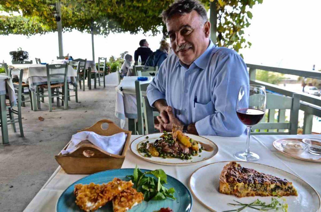 Εστιατόριο Ωρομέδων - Ζια, Κως - Greek Gastronomy Guide