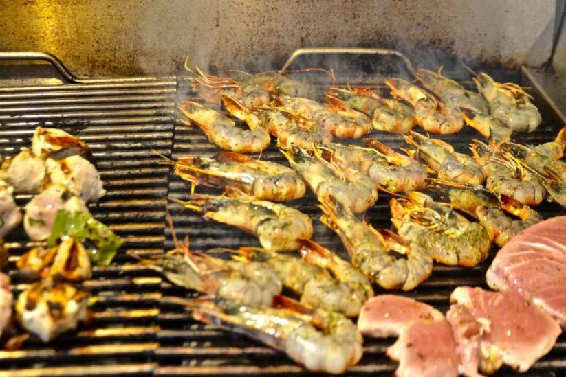 Flisvos Seaside Cafe Restaurant - Κέρκυρα - Greek Gastronomy Guide
