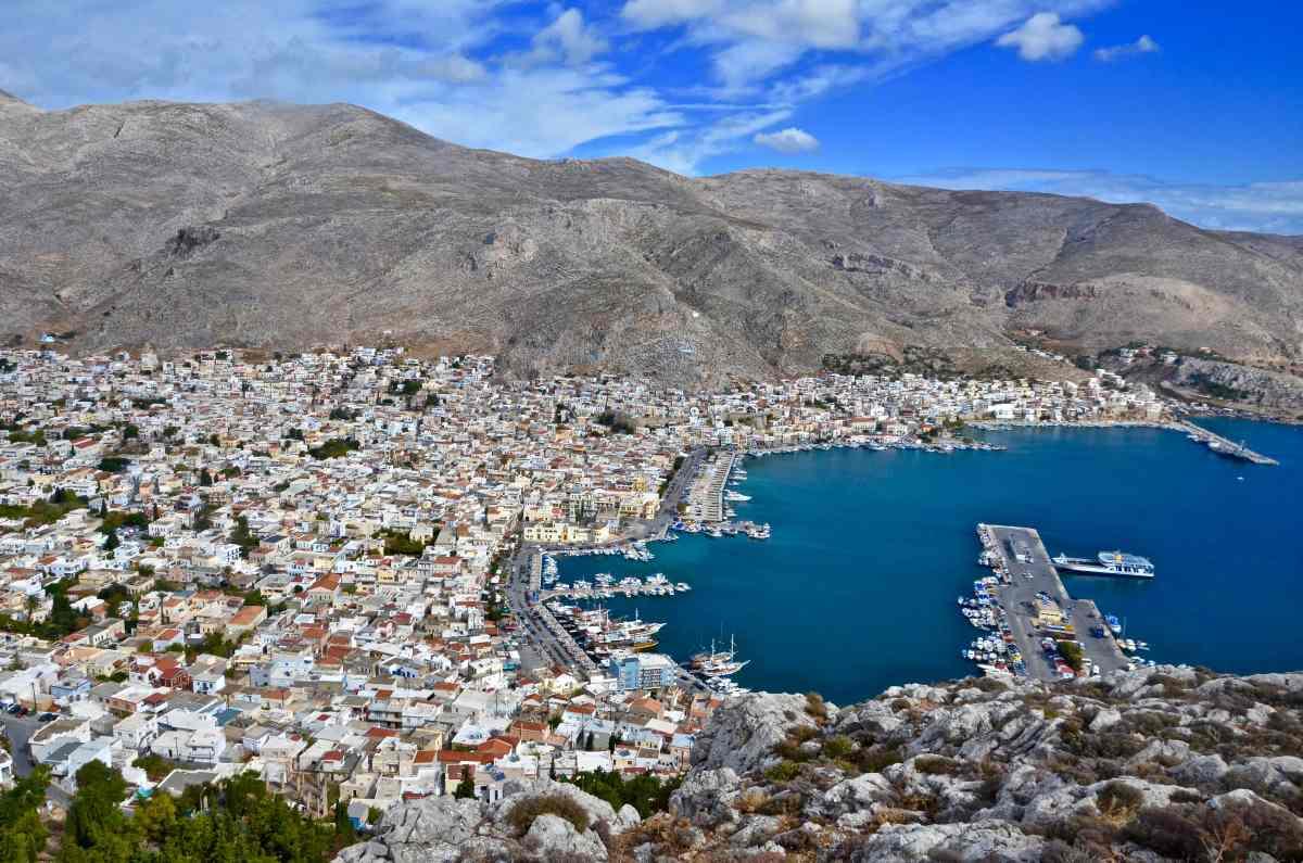 Κάλυμνος: Γαστρονομικός Προορισμός Blue Star - Greek Gastronomy Guide