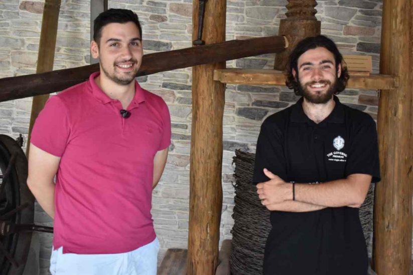 Olive Fabrica - Άγιος Ματθαίος, Κέρκυρα - Greek Gastronomy Guide