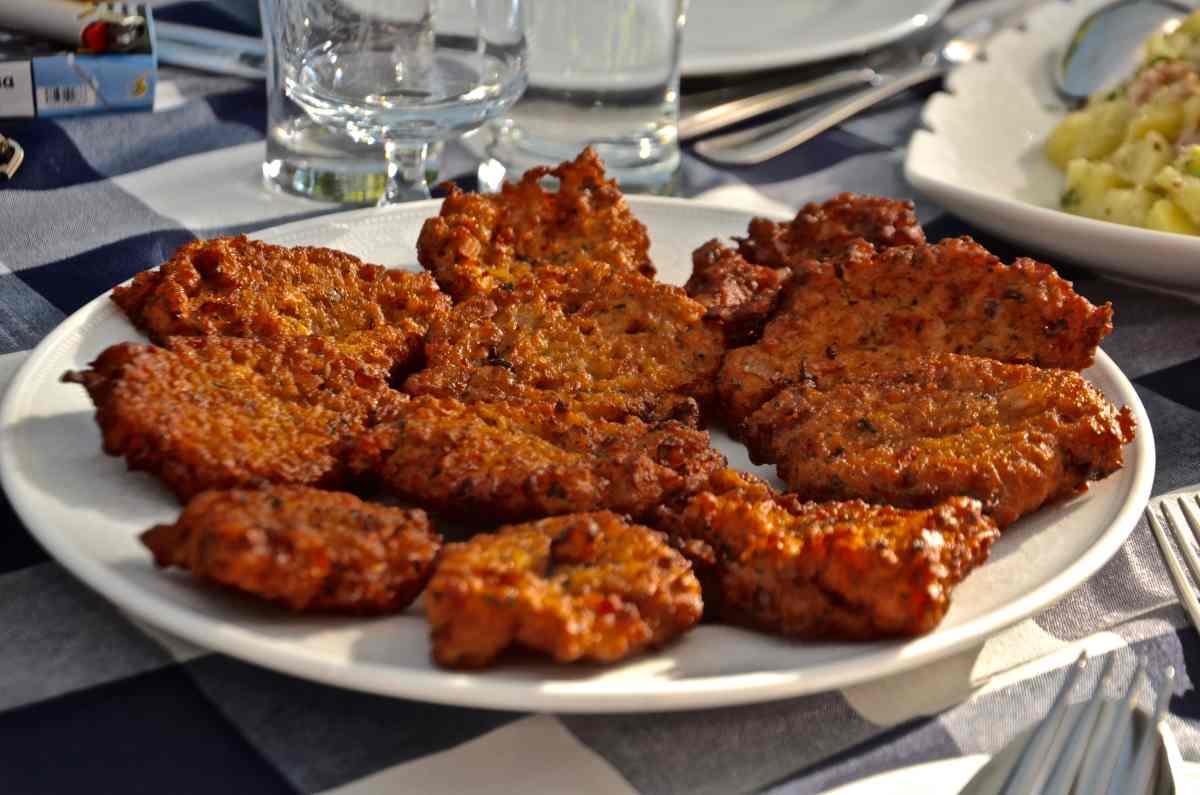 Πιταρούδια - Ρόδος - Greek Gastronomy Guide