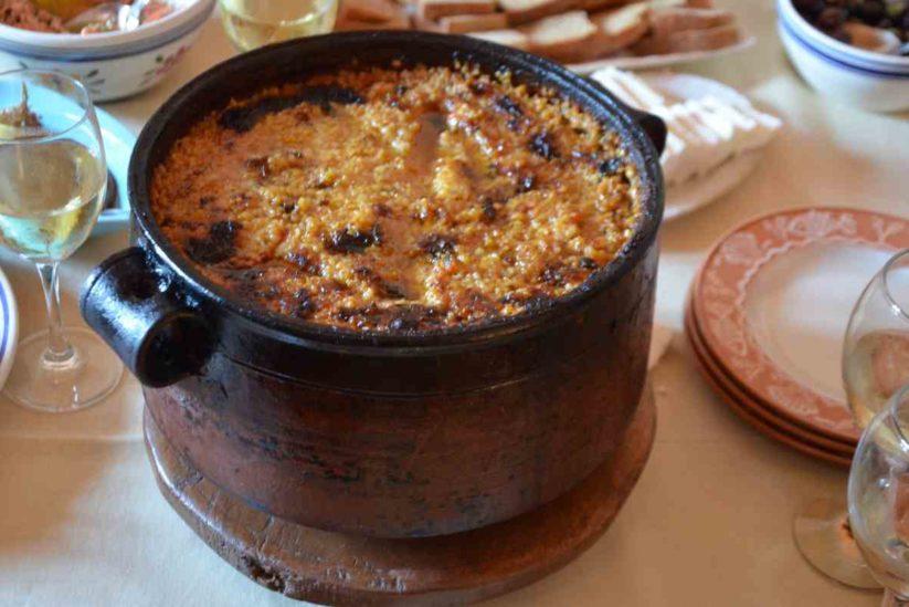 Ροδίτικη Λακάνη (Λεκάνη) - Ρόδος - Greek Gastronomy Guide