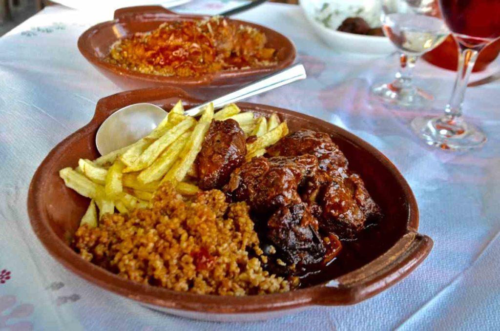 Κουζίνα Ρόδου - Greek Gastronomy Guide